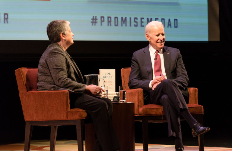 Joe Biden: American Promise Tour at the JCCSF