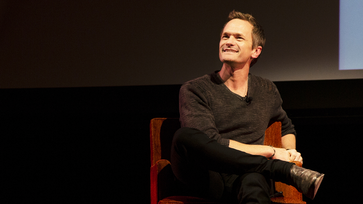 Neil Patrick Harris at the JCCSF