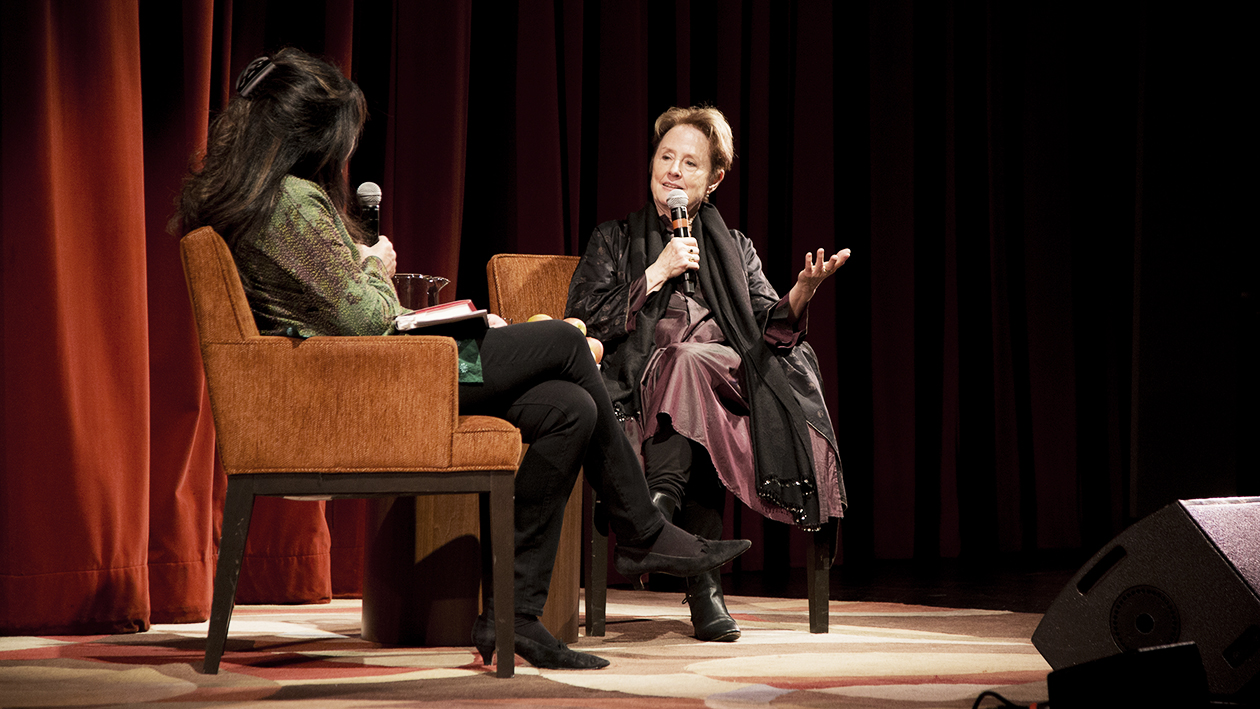 Alice Waters at the JCCSF