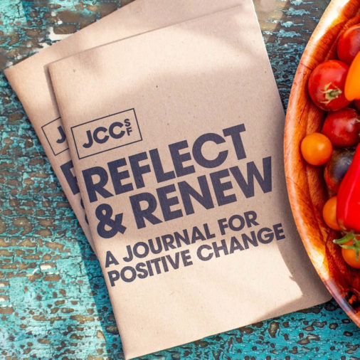 Reflect & Renew journal