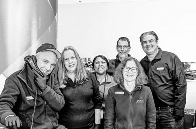 Staff group photos