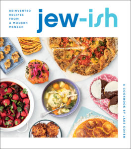 Cover of Jew-ish Cookbook by Jake Cohen