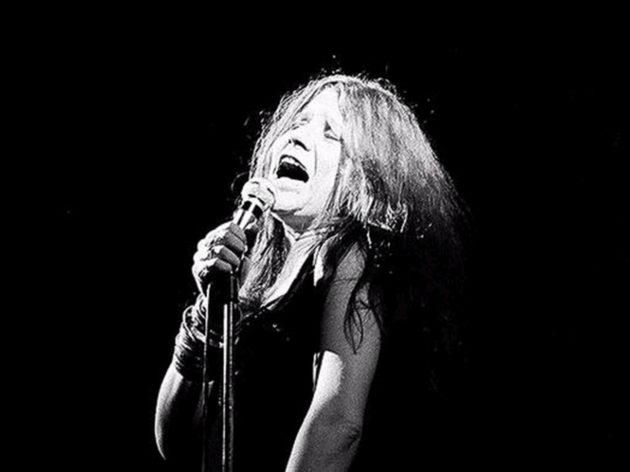 Janis Joplin Singing