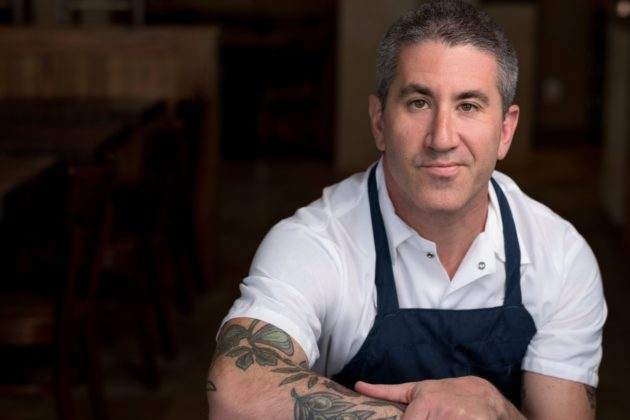 Photo of chef Michael Solomonov