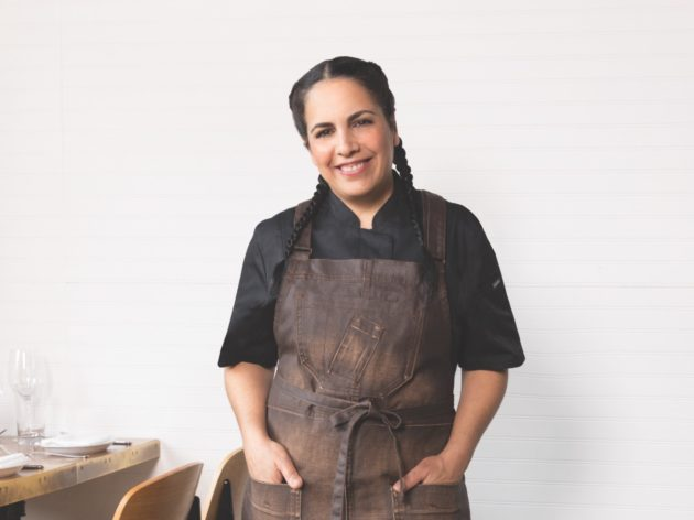 Photo of chef Einat Admony