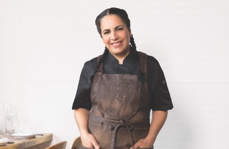 Photo of chef Einat Admony