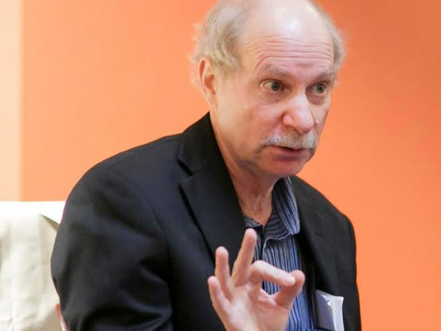 Fred Rosenbaum teaching